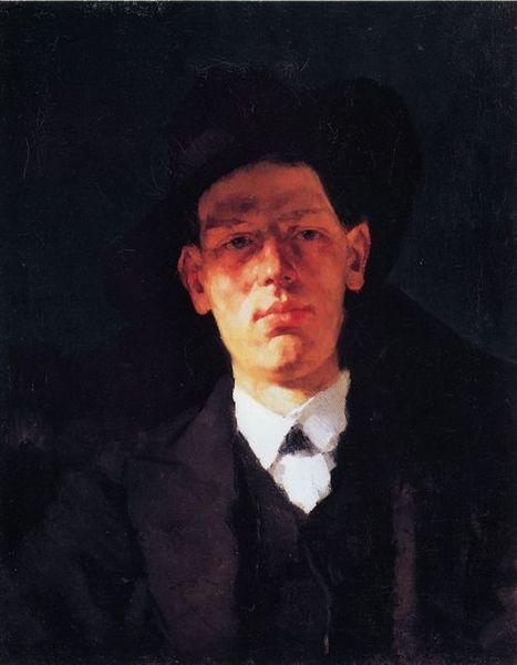 File:Wilhelm Trübner Gustav Mohr.jpg