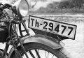 Wilhelm Walther, Motorrad, 2-085-086-6782.tif