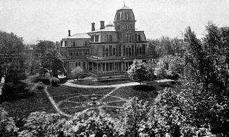 William Fargo - Wiliam G. Fargo Mansion in Buffalo, New York