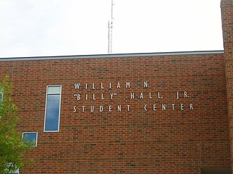 "Laredo Community College South Campus - The William N. ""Billy"" Hall, Jr., Student Center at LCC South"