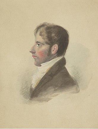 William Stark (architect) - A portrait, possibly of William Stark, at the Scottish National Portrait Gallery, Edinburgh