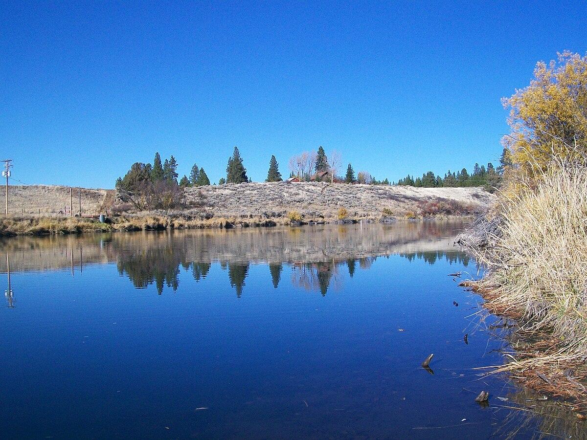Williamson River (Oregon) - Wikipedia
