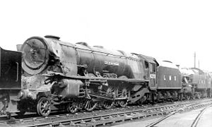 Rail accidents in Winsford - Image: Winsford rail incident 2064689 dbe 10192
