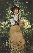 Winslow Homer - The Butterfly Girl.jpg