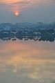 Winter Solstice Sunset - Kolkata 2011-12-22 7709.JPG