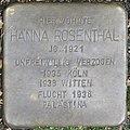 Witten Stolperstein Hanna Rosenthal.jpg