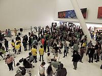 Wkimanía 2015 - Day 4 - Museo Soumaya - México D.F. (5).jpg