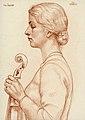 Wolfgang Willrich - Porträt Charlotte Hampe, 1941.jpg