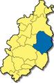 Wolnzach - Lage im Landkreis.png