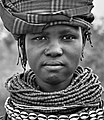 Woman and Beads, Nyangaton, Ethiopia (18799310268).jpg