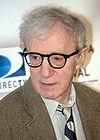 Woody Allen at the 2009 Tribeca Film Festival premiere of his film Whatever Works.