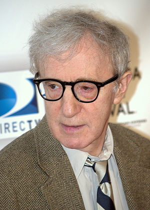 Woody Allen at the 2009 Tribeca Film Festival ...