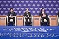 World Economic Forum นายกรัฐมนตรีเข้าร่วมการหารือระหว - Flickr - Abhisit Vejjajiva.jpg
