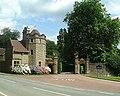 Worth School entrance - geograph.org.uk - 37992.jpg
