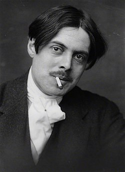 Wyndham lewis photo by george charles beresford 1913