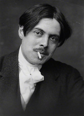 Wyndham Lewis - Wyndham Lewis photo by George Charles Beresford, 1913