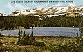 Wyoming - Brooklyn Lake, Snowy Range in Medicine Bow National Forest (NBY 431050).jpg