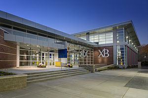 Xaverian Brothers High School - XBHS Scholastic and Wellness Center