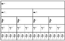 Rest (music) - Wikipedia