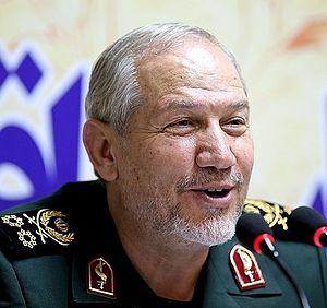 Yahya Rahim Safavi - Image: Yahya Rahim Safavi in IES congress