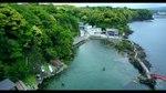 File:Yajima and Kyojima, Sado Island - Aerial Video.webm