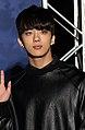 Yoo Young-jae at Korea KPOP World Festival 2013.jpg
