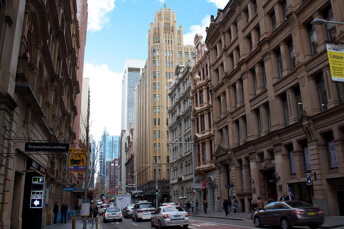 sydney dating street australia york