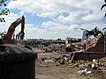 Yorkshire Chemical Works, Hunslet Lane - Demolition 3 - geograph.org.uk - 826601.jpg