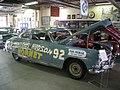 Ypsilanti Automotive Heritage Museum August 2013 20 (1952 Hudson Hornet stock car).jpg
