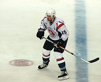 Torpedo Nizhny Novgorod - Yuri Butsayev, formerly of Torpedo