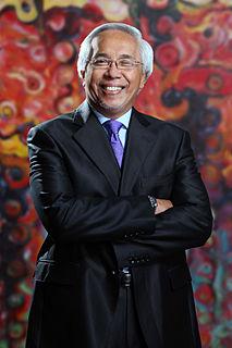 Zakri Abdul Hamid Malaysian academic