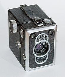 Cmara fotogrfica  Wikipedia la enciclopedia libre