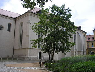 Bishopric of Naumburg-Zeitz - Zeitz Cathedral