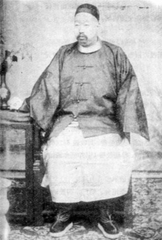 Battle of Fuzhou - Zhang Peilun (1843–1903), the Chinese commander at Fuzhou