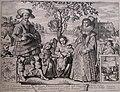 Zinneprent ter ere van Frederik Hendrik na de verovering van Grol in 1627 (Frans Bruynen).jpg