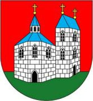 Sadská - Image: Znak města Sadská