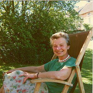 Zofia Romanowiczowa - Zofia Romanowiczowa, Jours, France, August 1987