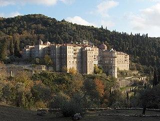 Zograf monastery monastery