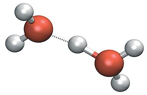 Hydronium - Zundel cation