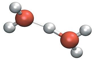 Hydrogen ion - Zundel cation