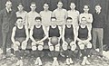 """Basketball squad"" from- Virginia Tech Bugle 1923 (page 277 crop).jpg"