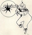 """JOSHES"" jester in art, from- 1905 Webfoot University of Oregon yearbook (page 177 crop).jpg"