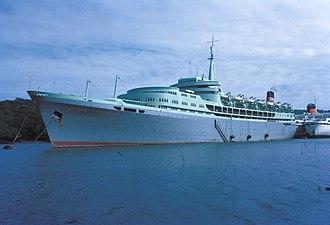 SS Southern Cross (1954) - Southern Cross.