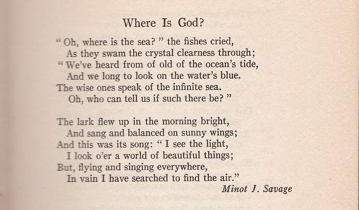 "File:""Where Is God?"" By Minot J. Savage Poetry.djvu"