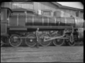 """X"" class steam locomotive 439, 4-8-2 type. ATLIB 278977.png"