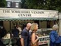 'The Yorkshire Venison Centre' stall - geograph.org.uk - 1513266.jpg