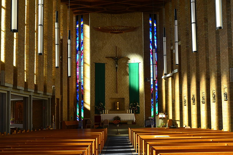 catholic church 2 essay The major church in a diocese is the cathedral, where the bishop presides at worship and other ceremonies the cathedral contains the bishop's throne or chair (latin cathedra), from which in the early church he preached to his congregation.