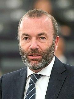 Manfred Weber German politician