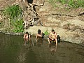 ¡¡Bañistas en Rio sucio^^ Semana Santa 08 - panoramio.jpg