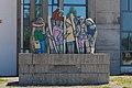Ás xentes do mar. Obra de Francisco Escudero deseñada por Issac Díaz Pardo. Rianxo. Galiza-2.jpg